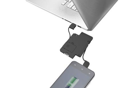 MOCA X7 数据及充电线缆功能